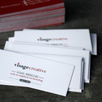 Make your business cards sizzle not fizzle.