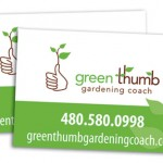 Green Thumb Gardening Coach
