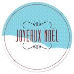 5x5 Circle - Joyeaux Noel (FRONT)