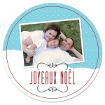 55 Circle  Joyeaux Noel  FRONT