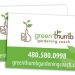Green Thumb Gardening Coach