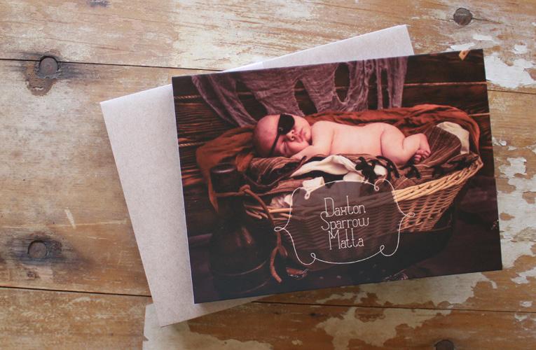 Daxton Baby Announement