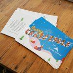 Project Spotlight: Blend Supply 2017 Christmas Card